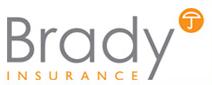 Brady Insurance Logo