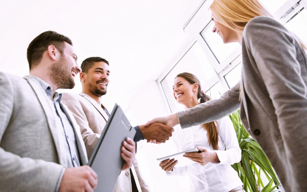 What are the top 5 benefits of business networking? – Blog written by Michael Henchy Insurances Ltd